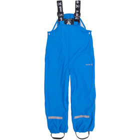 Kamik Muddy Mud Pants Børn, strong blue